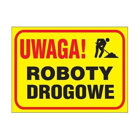 UWAGA, utrudnienia na drodze