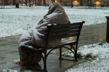 Idzie zima- zwracajmy uwagę na osoby bezdomne