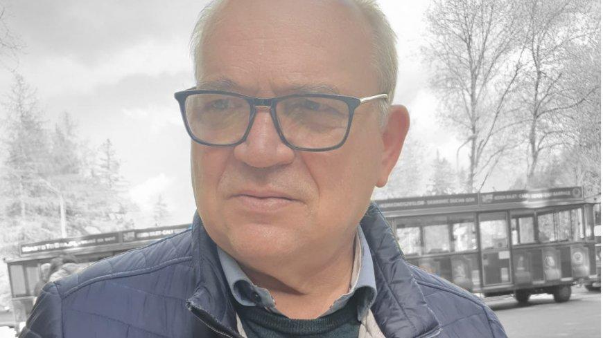 Zdęcie Pana Zdzisława Jadziewicza